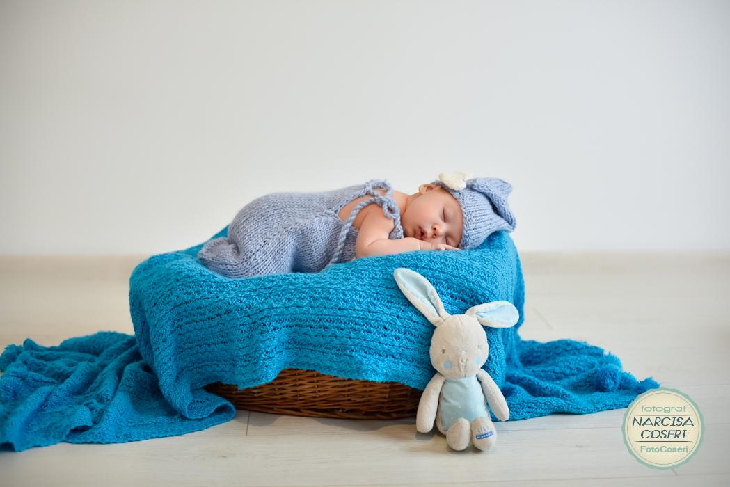 Sedinta foto bebe Nicolae