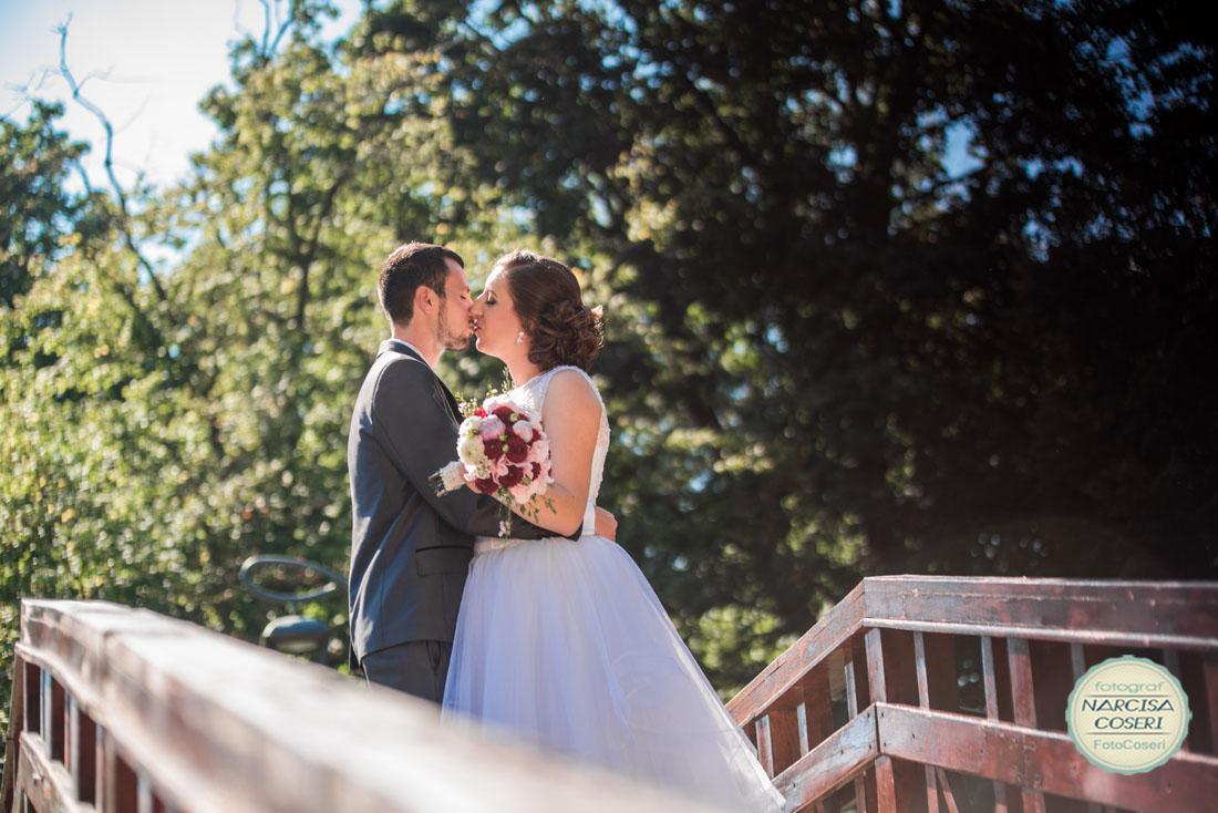 Fotografii nunta Botosani cu Ciprian si Claudia