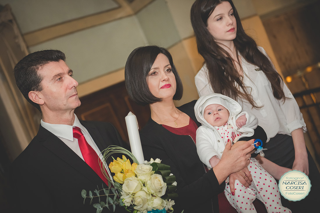 Fotografii botez Carol Alexandru