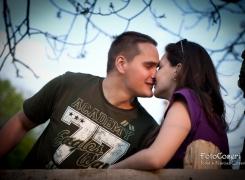 Sedinta foto Madalina si Andrei