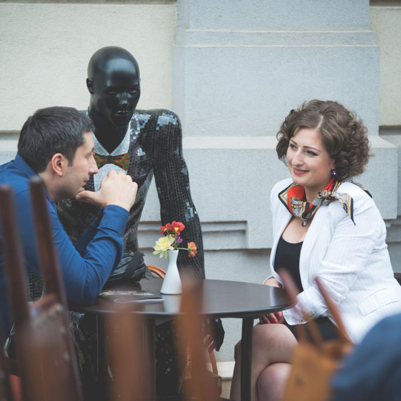 Sedinta foto Iasi cu Raluca si Robert