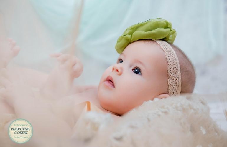 Sedinta foto bebe Alesia