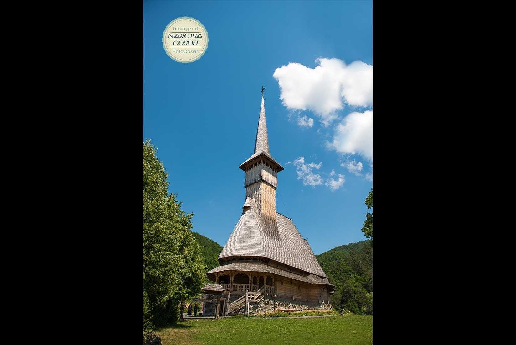 Biserica Mănăstirii Bârsana