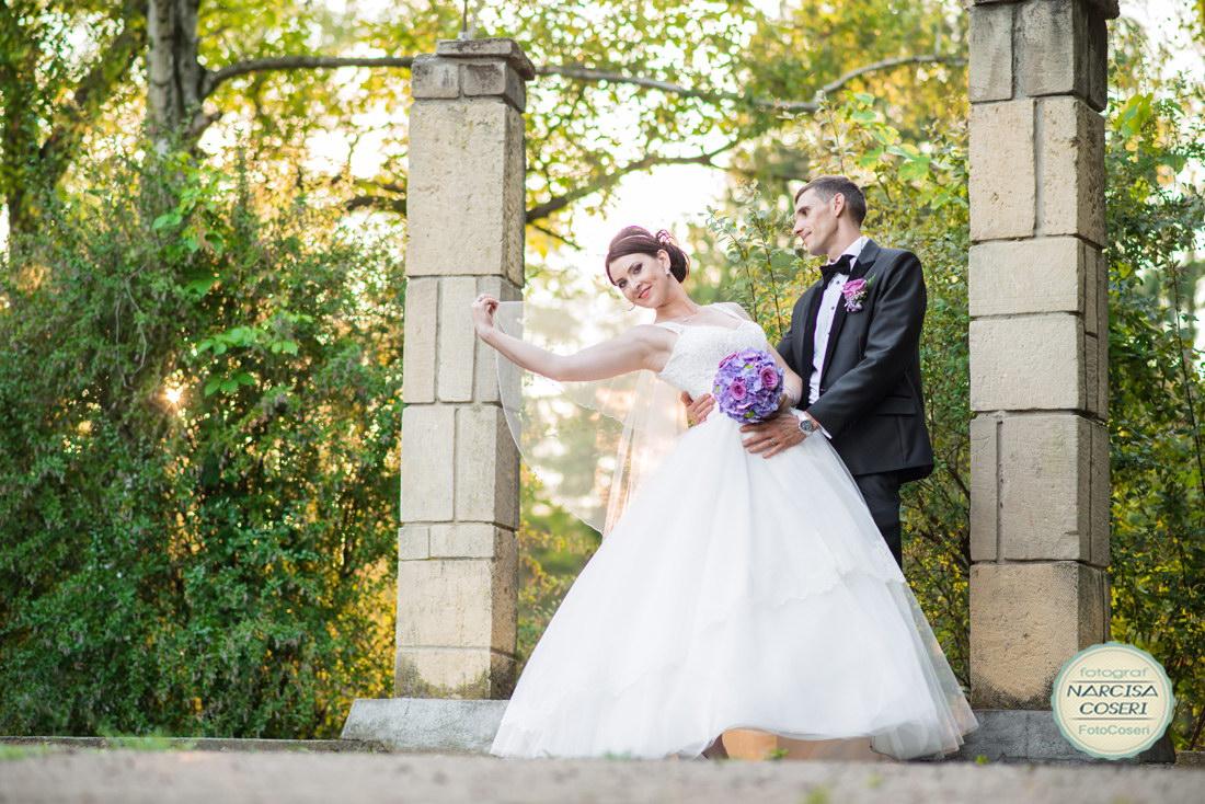 Fotografii nunta Cristina si Dan